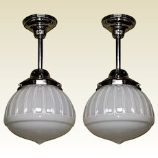 Pr Early Schoolhouse Acorn Globes