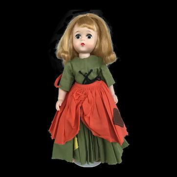 Alexander Lissy Face #1240 Cinderella/Poor Cinderella
