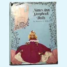 Nancy Ann Storybook Dolls by Marjorie A. Miller