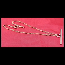 Gold Filled Pocket Watch Chain