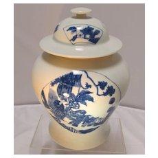 Chinese  Jar/Vase    Kangxi Style