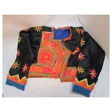 Old Thai Hill Tribe Jacket