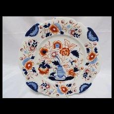 Masons Imari Ironstone plate