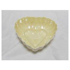 Belleek Heart Plate