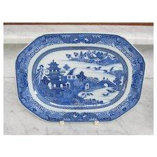 18th Century  Chinese Export Platter