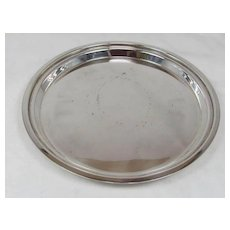 Asprey of London Sterling Drinks Tray
