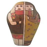 Ceramic Art Sculpture by Linda Ganstrom