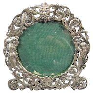 Rococo Sterling Photo Frame