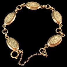 OLD 14K gold filled Bracelet