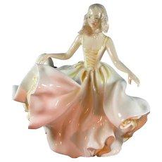 Royal  Doulton Figurine Seventeen
