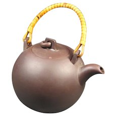 Chinese Pottery Tea Pot