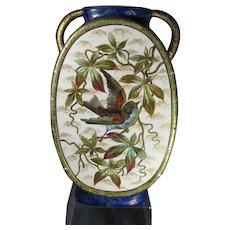 Antique Old Paris  Vase