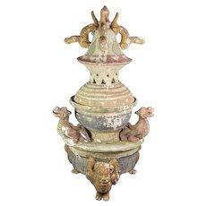 Chinese Ceramic Censer - Red Tag Sale Item