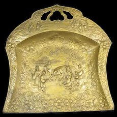 Old Japanese Gilt Crumb Tray