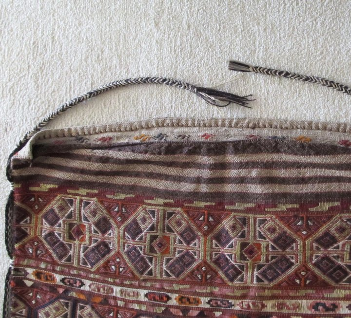 dd248f44e0 Turkish Camel Bag : The Steffen Collection | Ruby Lane
