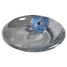 Daum Art Glass Bowl
