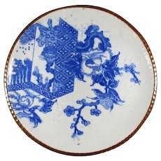 Antique Meiji Igezara Ware Charger