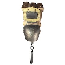 Asian Hanging Bell with Gong