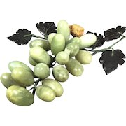 Chinese Stone Grape Cluster