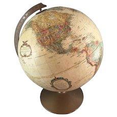 "Replogle raised detail 12"" Globe"