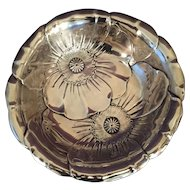 Wallace Sterling Floral # 123 Bowl