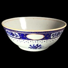 Chinese Export 18th Century Bowl