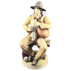 Bagpipe Player Continental