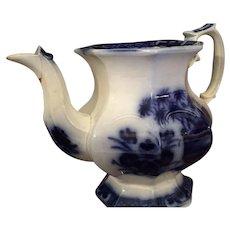 19th Century Staffordshire Tea Pot