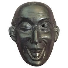 Comic Ceramic  Face Mask