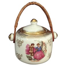 Arnart Porcelain Sugar Bowl