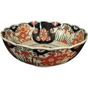 Japanese Imari Enameled Bowl