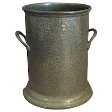 English Pewter Wine Cooler/Chiller