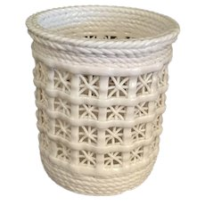 Chinese Brush Pot Basket Form