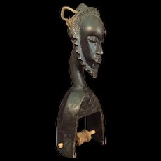 African Heddle Figure