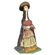 Spanish Colonial Style Figure