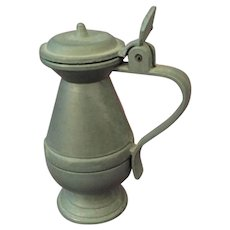 Minature Pewter Pitcher
