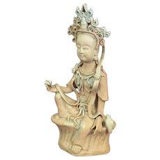 Ceramic Chinese Guanyin