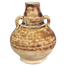 Miniature 14th-15th Century Sawankhalok Vase