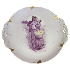 Large Serves Lovers Plate