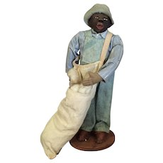 Rosa's Character Doll the Cotton Picker