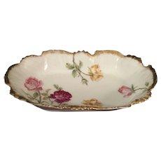 Limoges Porcelain Bowl/Plate