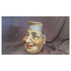 Large Ceramic Jug or Mug