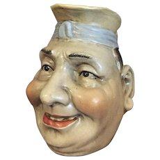 Toby Type /Style Ceramic Jug