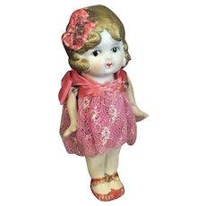 Bisque Tutu Toy Dollie