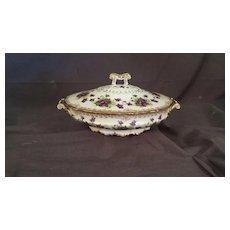 Porcelain Limoges Tureen