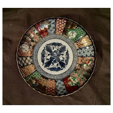 Old Imari Plate from Japan