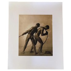 Art Deco  style Photographic Print from Royal Photographic Society