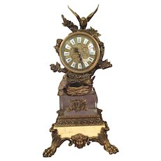 French Style Mantel Clock