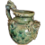 "Chinese Ceramic Dragon Pitcher 8 "" high"