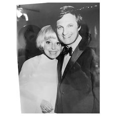 Carol Channing and a Friend